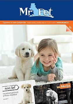 Mr Pet katalog marec 2018