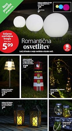 NKD katalog Romantična osvetlitev od 03. 04.