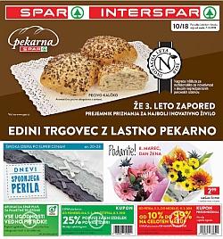 Spar in Interspar katalog do 13. 03.