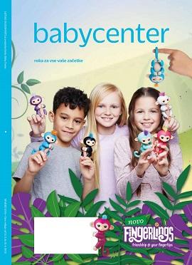 Baby Center katalog marec 2018