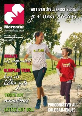 Mercator katalog Aktiven življenski slog