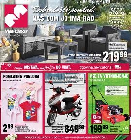 Mercator katalog Pomlad 2018