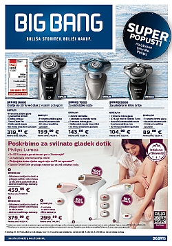 Big Bang katalog Super popusti Philips
