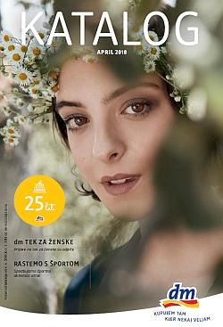 DM katalog april 2018