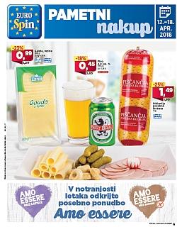 Eurospin katalog do 18. 04.