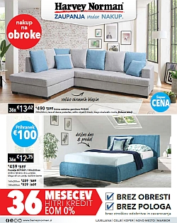 Harvey Norman katalog do 18. 04.