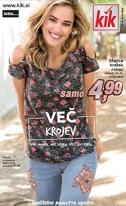 KIK katalog od 18. 04.