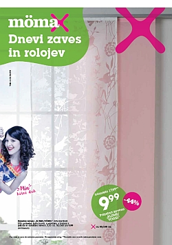 Momax katalog Zavese in roloji do 26. 04.