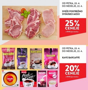 Spar in Interspar vikend akcija do 22. 04.