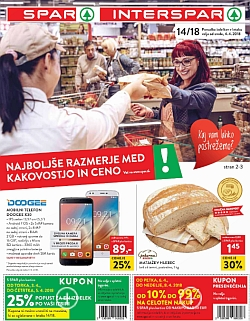 Spar in Interspar katalog do 10. 04.