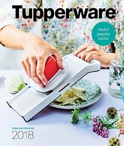 Tupperware katalog Pomlad – poletje 2018