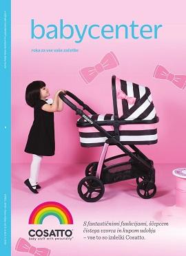 Baby Center katalog april 2018