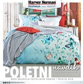 Harvey Norman katalog Nova kolekcija posteljine
