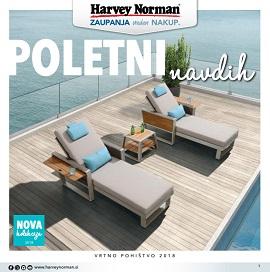 Harvey Noran katalog Vrtno pohištvo 2018