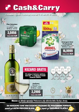 Metro katalog Cash & Carry maj 2018