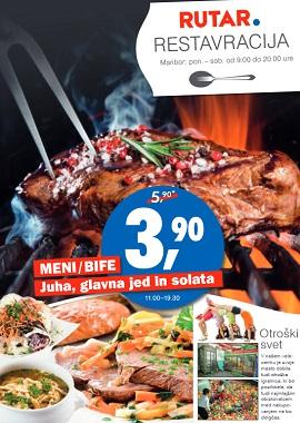 Rutar katalog Restavracija Maribor