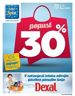 Eurospin katalog do 09. 05.