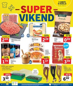 Lidl super vikend do 06. 05.