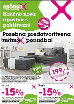 Momax katalog Predotvoritev Nova Gorica 08. 05.