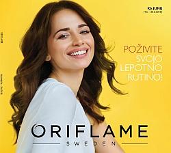 Oriflame katalog junij 2018
