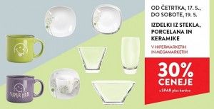 Spar in Interspar vikend akcija do 19. 05.
