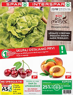 Spar in Interspar katalog do 05. 06.