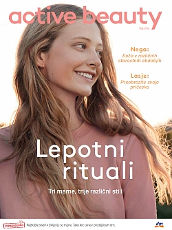 DM revija active beauty maj 2018