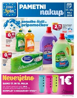 Eurospin katalog do 23.5.
