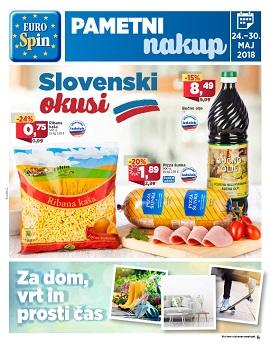 Eurospin katalog do 30.5.