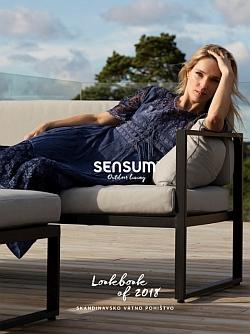 Bauhaus katalog Sensum Skandinavsko vrtno pohištvo