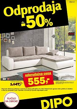 Dipo katalog Odprodaja do – 50 % do 30. 06.