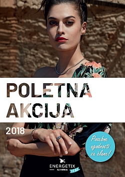 Energetix katalog Poletna akcija 2018