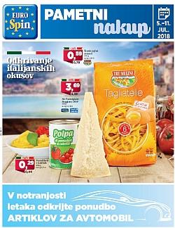 Eurospin katalog do 11. 07.