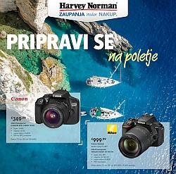 Harvey Norman katalog Pripravi se na poletje