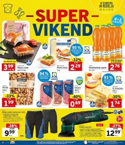 Lidl super vikend do 17. 06.
