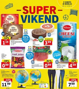 Lidl super vikend do 24. 06.