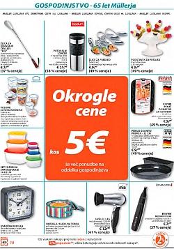 Muller katalog Gospodinjstvo do 30. 06.