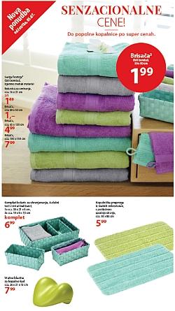 NKD katalog Senzacionalne cene od 05. 07.
