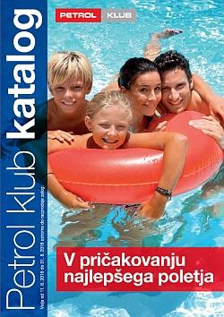 Petrol katalog Poletje 2018
