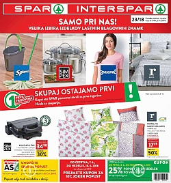 Spar in Interspar katalog do 12. 06.