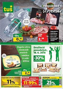 Tuš katalog trgovine in franšize do 18. 06.