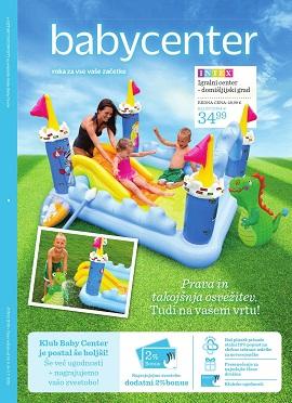 Baby Center katalog junij 2018