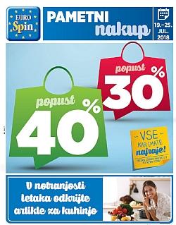 Eurospin katalog do 25. 07.