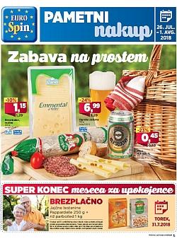 Eurospin katalog do 01. 08.