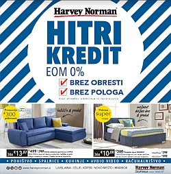 Harvey Norman katalog Poletni nakupi