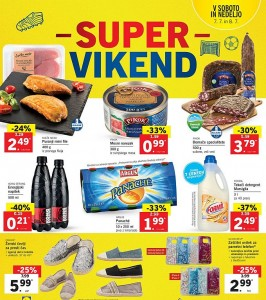 Lidl super vikend do 08. 07.