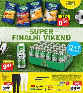 Lidl super finalni vikend do 15. 07.