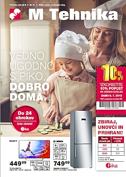 Mercator katalog tehnika do 31. 07.