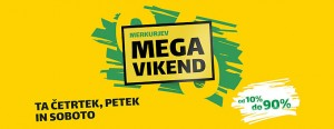 Merkur akcija Mega vikend do 14. 07.