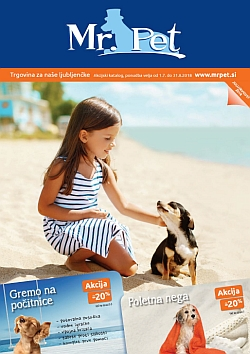 Mr Pet katalog julij-avgust 2018